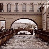 Зимняя канавка :: Galina Belugina