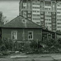 дом у дороги :: Юлия Денискина