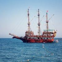 Кемер.Средиземное море. :: Татьяна Калинкина