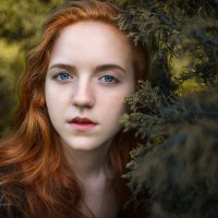 Нимфа леса :: Дина Агеева