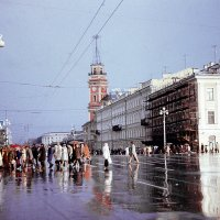 Невский проспект 1974г. :: Александр
