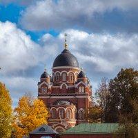 Спасо-Бородинский монастырь :: Алексей Федотов