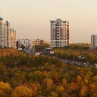 Добрый вечер, Оренбург!!! (13.10.17 - без обработки). :: Elena Izotova