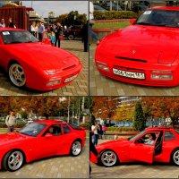 На выставке ретромобилей... Porsche :: Нина Бутко