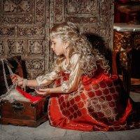 Маленькая принцесса :: Любовь Махиня
