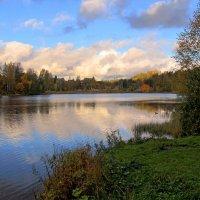 Озеро Вероярве :: Сергей Карачин
