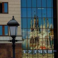 Отражение всегда привлекает ;-) :: Alexey YakovLev