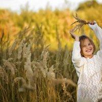 детство в деревне :: Ирина