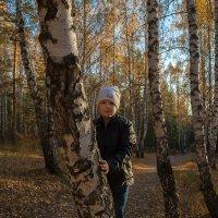 Рыжее чудо в рыжем лесу :: Дмитрий Костоусов