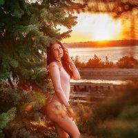 Совершенная Олеся :: Александр Дробков