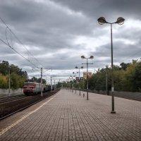 Станция. :: Dmitry D
