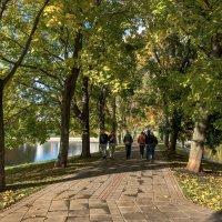 Осень :: Валерий Пегушев