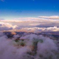 над облаками :: Алексей Совалев