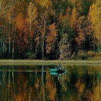 Лесное озеро :: Юрий Владимирович 34
