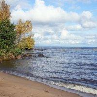 Ладожское озеро – таинственное, величественное и прекрасное. Октябрь :: Елена Павлова (Смолова)