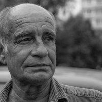 Сосед :: Аркадий Беляков