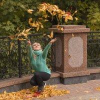 Осенние искры :: Алеся Пушнякова