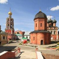Высоко Петровский монастырь Москва :: ninell nikitina