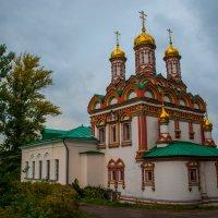 Церковь Николая Чудотворца на Берсеневке :: Alexander Petrukhin