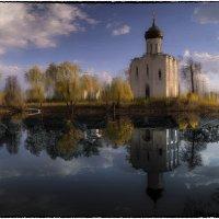С праздником Покрова Пресвятой Богородицы. :: Александр Ковальчук