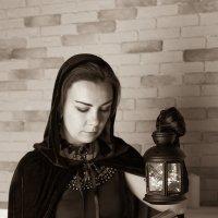 Чернокнижница :: Мария Зайцева