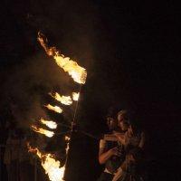 Огненное танго :: isanit Sergey Breus