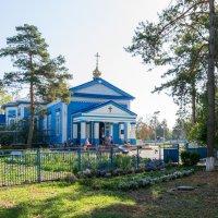 Церковь Всех Скорбящих Радость :: Валерий Ткаченко