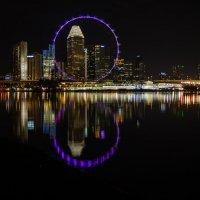 ночной Сингапур :: Олеся Семенова