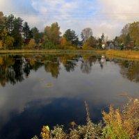 Озеро Вероярви :: Сергей Карачин