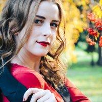Осенняя Яна :: Екатерина Смирнова