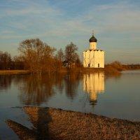 Церковь Покрова на р Нерль :: ninell nikitina