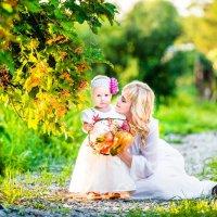 Мама и дочь :: Дарья Михеева
