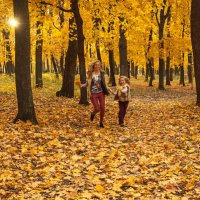 Осенняя сказка :: Albina
