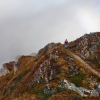 к белой радуге тумана :: Elena Wymann