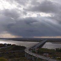 Мост через Амур :: Оксана