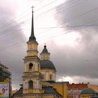 Симеоновская церковь :: Сергей Карачин