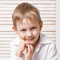 Маленький мужчина) :: Ольга Степанова