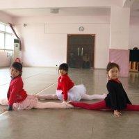Урок хореографии :: Tata Wolf