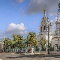 Москва. Улица Большая Ордынка. :: В и т а л и й .... Л а б з о'в