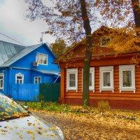 Осени -яркие краски! :: Лара ***