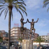 национальный каталонский танец сардана :: Анна Воробьева