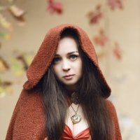 Осенний портрет :: Владимир Горубин