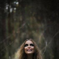 ...дарите ведьмочкам цветы :: Александра Макаренко
