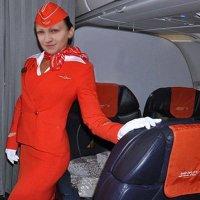 стюардесса :: Ангелина Ангельская