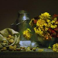 Осень в красках не скупая... :: Валентина Колова