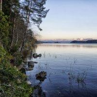 .гляжу  в озёра  синие... :: Ольга Cоломатина