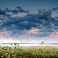 Солнце зашло... :: Андрей Войцехов