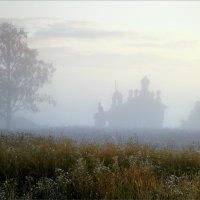 Осень, утро, туман... :: Александр Никитинский