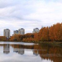 Картины октября :: Татьяна Ломтева