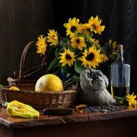 В  цвете  сентября (вар.1) :: Наталья Казанцева